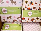 Sheet Set Circo DYR: Stripe Bird House Circles Dots Cars Twin Full Queen Kids