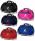 Personalised Printed Badminton Holdall / Bag, Various Bag and Print Colours