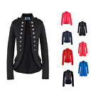 Kyпить AO Damen Blazer Uniform Stil Military Sakko Business Jacke Coat  S M L XL XXL  на еВаy.соm