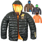 Geographical Norway Herren Charles Winterjacke Steppjacke Jacke Polo