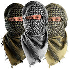 SHEMAGH ECHARPE CHECHE KEFFIEH SABLE DESERT CAMOUFLAGE AIRSOFT PAINBALL ARMEE