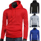 UK FAST!!!Men's Slim Hooded Casual Comfy Jackets Coats Hoodies Jumper Outerwear