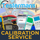 PAT Tester Calibration - Includes Full Servicing & New Replacement Leads Options