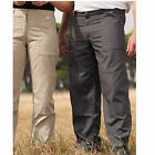 Regatta TRJ330 Water Repellant Action Trousers (work/trade/site/hiking/walking)