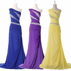 2014 Formal Evening dress Bridemaid Gown Cocktail Party Wedding Prom Ball Gown