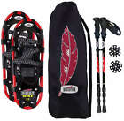 Redfeather Hike Men's Snowshoe, Made in Wisconsin!