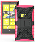 NEW GRENADE GRIP RUGGED TPU SKIN HARD CASE COVER STAND FOR NOKIA LUMIA 920 PHONE