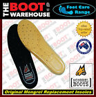 Mongrel Shoes & Work Boots. Insoles. Innersoles. Original Replacement Footbeds