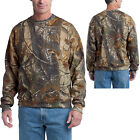 Mens Realtree AP Camo Sweatshirt Crew Neck Russell Outdoors S M L XL 2XL 3XL NEWHoodies & Sweatshirts - 155183