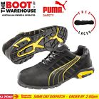 Puma Work Boots 'Amsterdam', Aluminium Safety, Pierce Resistant, Water Repellent