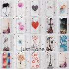 Multi Styles Hard PC Skin Case Cover Back Shell Protective for Apple iPhone 5 5S