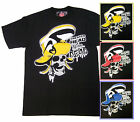 Sneaker Head Til I'm Dead Skull Black Shirt S-5XL Screen Printed Piranha Records