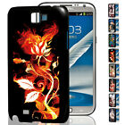 Fashion Unisex 3D Pattern Design Hard Back Case For Samsung Galaxy Note II N7100