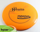Innova PRO WRAITH *pick your weight and color* disc golf driver Hyzer Farm