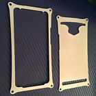 HTC ONE - M7 - BadassCase.Co - Custom Engraved Aluminum Metal Case - Made in USA