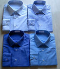 New Marks & Spencer long sleeve  polycotton work office shirts various sizes