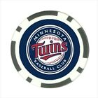 Minnesota Twins - Poker Chip Guard / Golf Ball Marker - FG5146