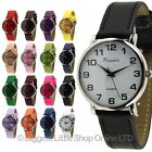 NEW Unisex Fashion Watch EASY READ BOLD Numbers PICADOR CLASSIC Everyday Value