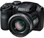 Fuji FinePix S4800 16 MP Digital Camera 30x Zoom Stabilizer Macro HD 720p