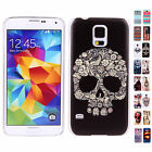 Drawing pattern Protective Phone Skin HYBRID Cases Covers For Samsung Galaxy S5