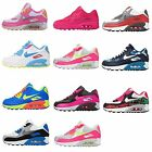 Nike Air Max 90 GS 2014 New Girls Youth Womens NSW Running Shoes Pick 1