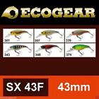 Ecogear SX43F Bream Bass Trout, Spin Fishing Rod Lure