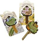 Personalised Key Covers Ladies and Mens Names J - I From History & Heraldry