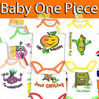 Baby Bodysuit 0-12 Months Boys Girls Various Designs  by Chameleon Clothes