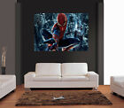 THE AMAZING SPIDER MAN 2 GIANT wall Art Poster A1,A2,A3,A4 SPID01 kids bedroom