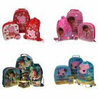 Character 4 Piece Luggage Sets – Trolley Bag, Backpack, Swim Bag + Purse Travel