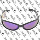 GONE FISHING 194PFL MENS WOMENS KEEPER FISH SUNGLASSES WITH SCRATCHED LEFT LENS