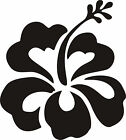 32 Hibiscus Flower Car Decal / Wall / Nursery Vinyl Stickers/Graphic - (Set 2)