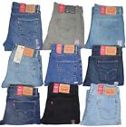 black slim jeans mens - Levis 514 Mens Jeans Slim Fit Straight Leg Many Sizes Many Colors New With Tags