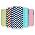 HEAD CASE HERRINGBONE PATTERN PROTECTIVE COVER FOR APPLE iPHONE 3G 3GS