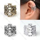 Men Women's Vintage Retro Punk Hollow U Ear Cuff Wrap Clip Earring Rock Gothic