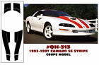 QH-313 1993-97 CHEVY CAMARO SS - COUPE OR T-TOP - STRIPE KIT - NO ROOF SECTION