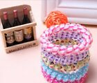 Womens Telephone Line Hair Rubber Band Rope Gifts Accessories 10PCS One Color