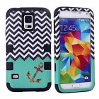 Cheaper JS New Impact Cover Skin Case For Samsung Galaxy S5 i9600 Economical