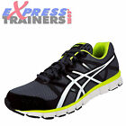 Asics Mens Gel-Attract 2 Premium Running Shoes Trainers Black * AUTHENTIC *