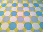 Spots Dot Polka Cotton Dressmaking Quilting Patchwork NEW Fabric Material Sew