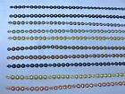 5 Metres Decorative Upholstery Nail/Stud Strips (5 Colours) plus 100 nails FREE