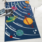 Flair Rugs Matrix Kiddy Planets Rug