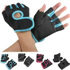 Sport Cycling Fitness GYM Half Finger Weight Lifting Exercise Training Gloves ML