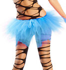TOP NAUGHTY SEXY LADY LAYERED TULLE PETTICOAT TUTU PARTY CLUB WEAR RAVE SKIRTS