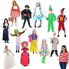 Childrens Book Week Day Fancy Dress Costume Fairytale Outfits - All Sizes
