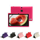 """IRULU Pink 7"""" Tablet PC 16GB Android 4.2 Dual Core & Cameras A23 1.5GHz w/ Case"""