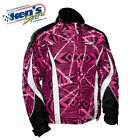 CASTLE X Women's Pink/Black CHARM COZMO Winter Snowmobile Jacket 72-921_