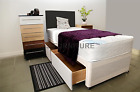 2ft6 3ft Single Bed with Storage and Mattress. + Headboard! SALE !!