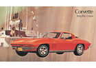 Corvette Sting Ray 1966 Show Room Print Picture Poster A1 Aprox