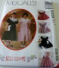"McCall's ""Kitty Benton"" Child's Dress Pattern #6336; Child's 5, 7;OOP; Uncut"